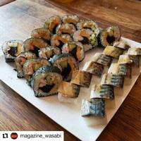 L'agence aime les sushis et la revue WASABI