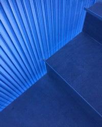 Blue Blue blue….